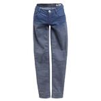 DAZZLE蓝色直筒牛仔裤