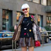 经典街拍让你了解全球最会穿衣的10位Icon