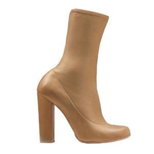 Chloé蔻依2013年秋季系列裸色高跟鞋
