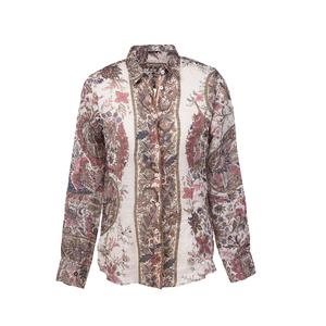 Massimo Dutti女士印花衬衫