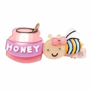 Alexandre Zouari甜蜜蜂蜂饰品系列(发夹)