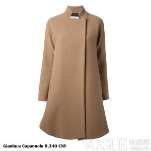 金·卡戴珊同款廓形大衣显瘦两穿演绎##2013-12-26##多