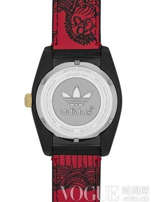 adidas推出马年纪念版腕表