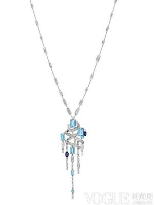 """""""以非凡工艺令大自然臻至完美"""" 海瑞温斯顿推出WATER顶级珠宝"""