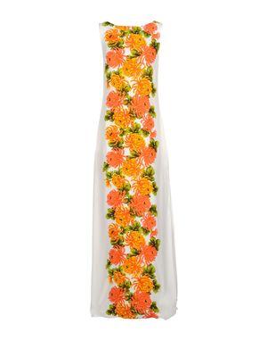 橙色 PAUL & JOE 长款连衣裙