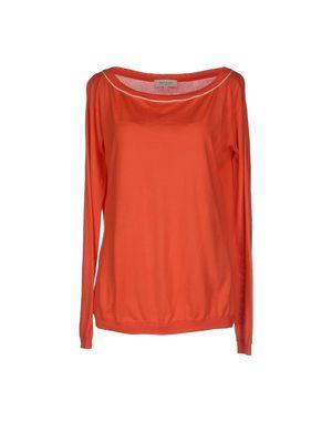 橙色 PAUL & JOE 长袖针织衫