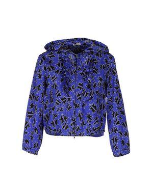 蓝色 MIU MIU 夹克