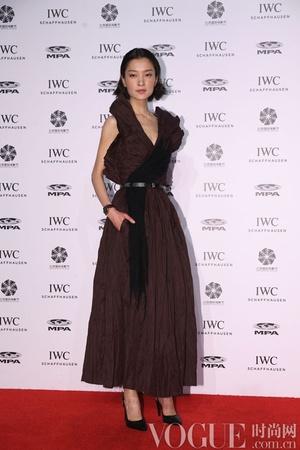 群星闪耀IWC万国表北京电影节晚宴
