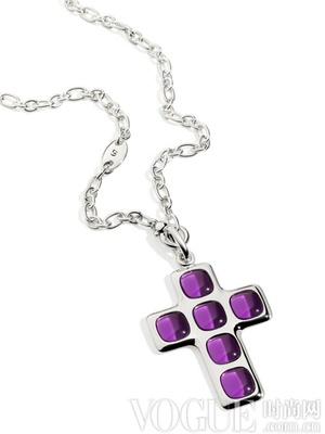 紫色狂潮 宝曼兰朵推出Pomellato 67系列全新珠宝