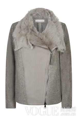 2014秋冬趋势之剪羊毛外套