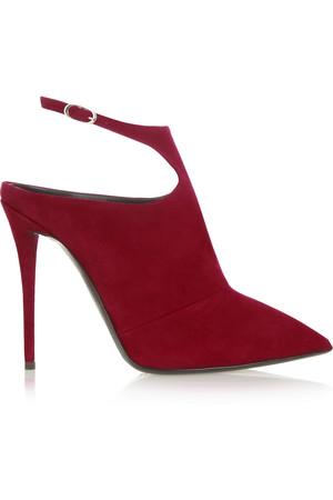 Yvette 绒面革靴子