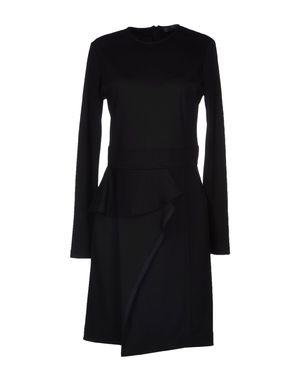 黑色 SALVATORE FERRAGAMO 及膝连衣裙