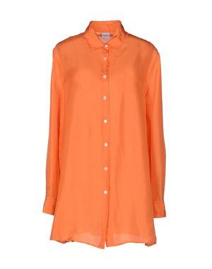 橙色 ASPESI 长袖衬衫