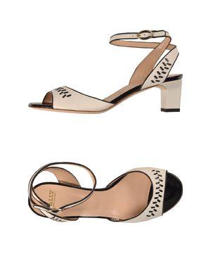 白色 BALLY 凉鞋