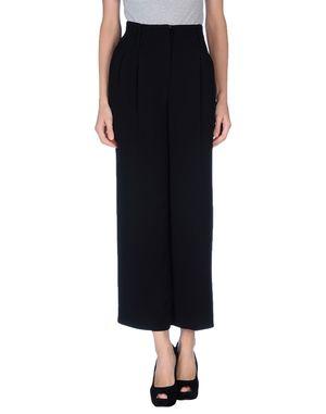 黑色 DIOR 裤装
