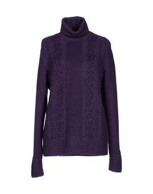 紫色 TOM FORD 圆领针织衫