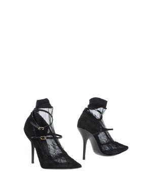 黑色 DOLCE & GABBANA 短靴