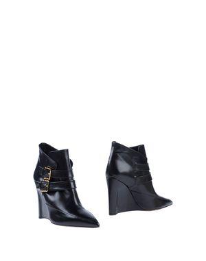 黑色 DEREK LAM 短靴