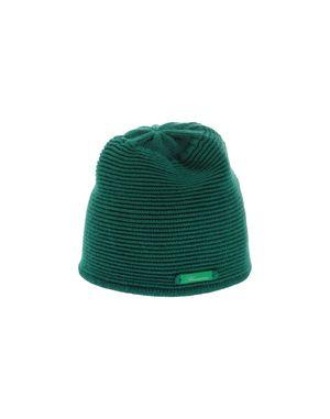 绿色 BLUMARINE 帽子