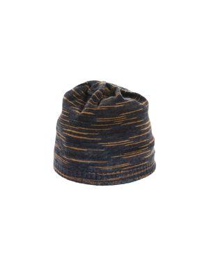 青灰色 MISSONI 帽子