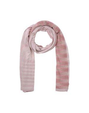 浅粉色 MISSONI 长方披肩
