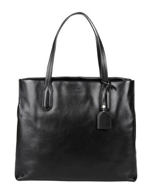 黑色 LANCEL Handbag