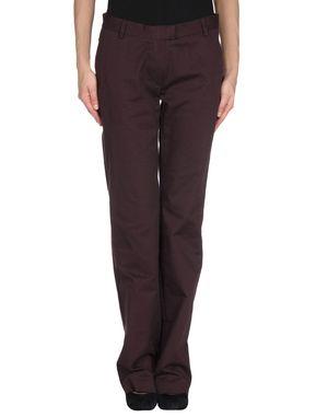深紫 PAUL & JOE 裤装