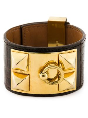 Hermes studded cuff