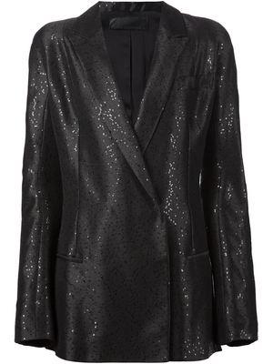HAIDER ACKERMANN sequin embroidered blazer