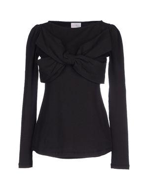 黑色 PINK BOW T-shirt