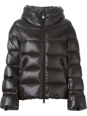MONCLER flared cuff padded jacket