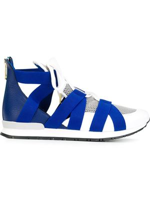 VIONNET hi-top sneakers
