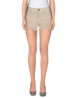 米色 BRIGITTE BARDOT 短裤