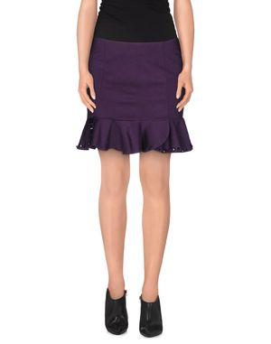 紫色 MET MIAMI COCKTAIL 超短裙
