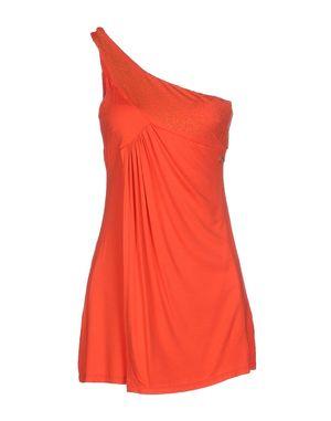 红色 MET MIAMI COCKTAIL 短款连衣裙