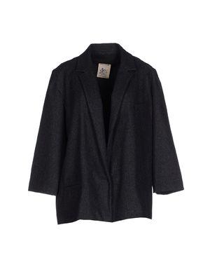 黑色 SEMI-COUTURE 西装上衣