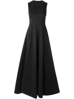 GARETH PUGH flared maxi dress