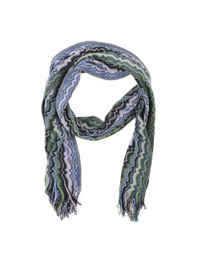 绿色 MISSONI 围巾