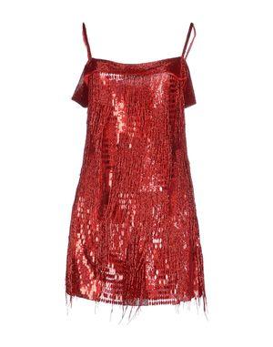 红色 JENNY PACKHAM 短款连衣裙
