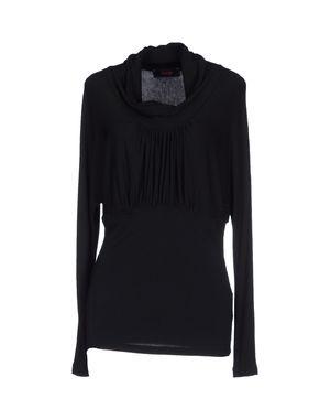 黑色 LALTRAMODA T-shirt