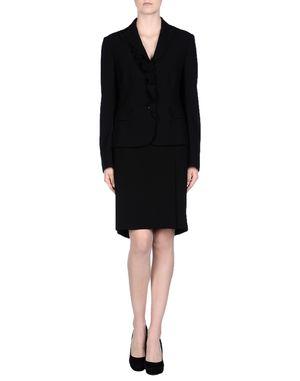 黑色 MOSCHINO CHEAPANDCHIC 女士西装套装