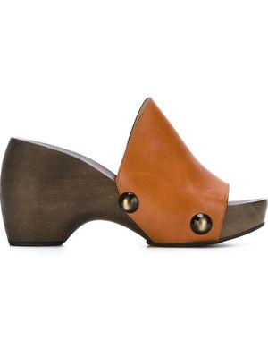 CHLOE 'Izzy' mules