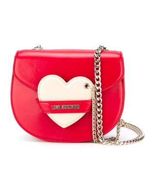 LOVE MOSCHINO chain cross-body bag