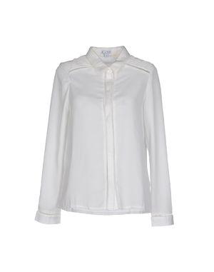 白色 KLING Shirt