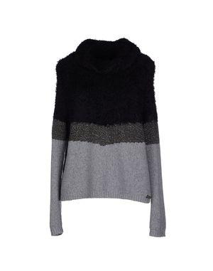 灰色 LIU •JO JEANS 圆领针织衫