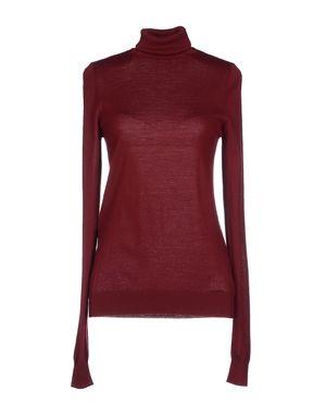 波尔多红 SIVIGLIA 圆领针织衫