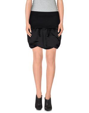 黑色 ANNARITA N. 超短裙