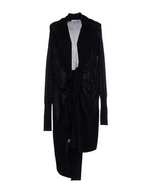 黑色 KAOS 针织开衫