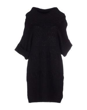 黑色 ATELIER FIXDESIGN 圆领针织衫
