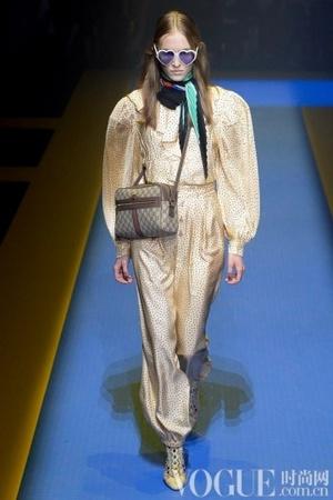 Gucci2018春夏时装秀